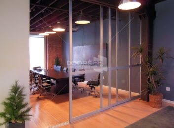 SD Office 3 inch frame clear