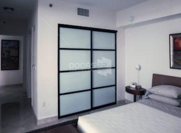 Wenge Milky Quattro design closet