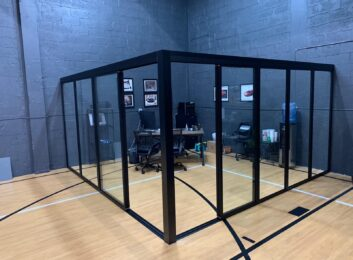 L-Shape Office