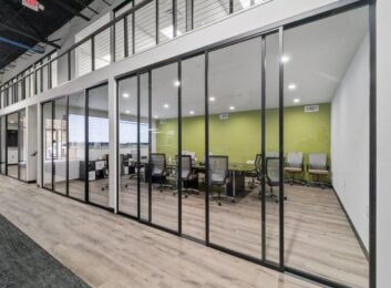 Glass Office Dividers Fort Lauderdale FL