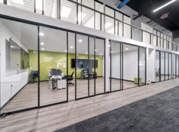 Glass Office Walls Fort Lauderdale FL