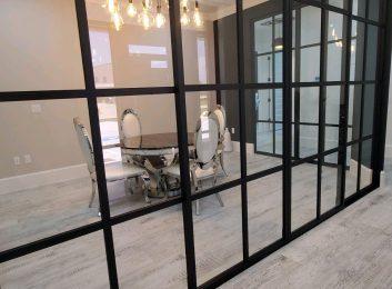Sliding Glass French Doors